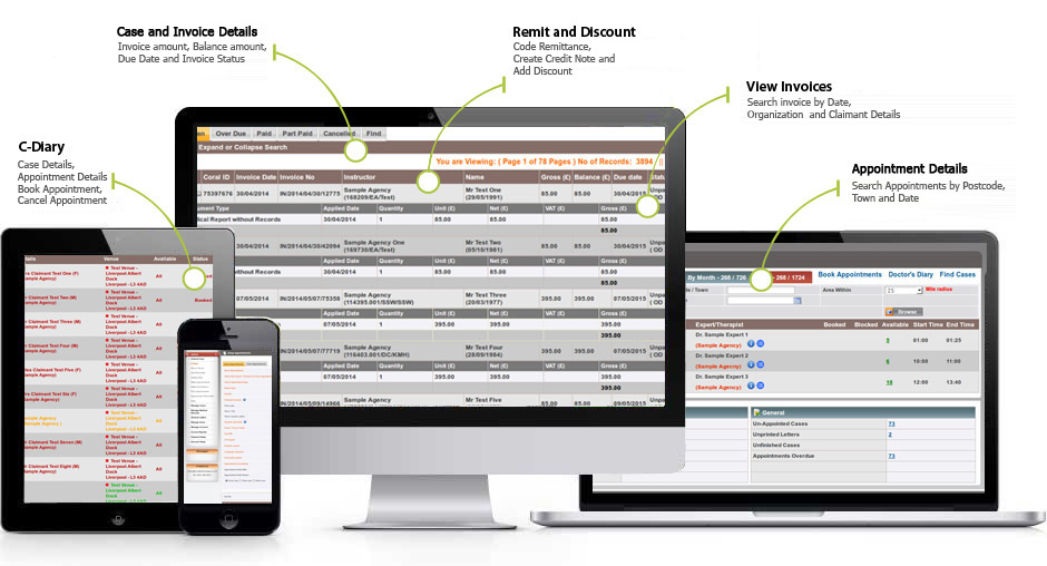 Coral Technologies Invoicing System - Easy invoice system